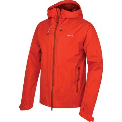 Pánská hardshellová bunda HUSKY Nicker M červená