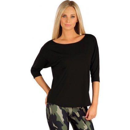 Dámské tričko LITEX s 3/4 rukávem