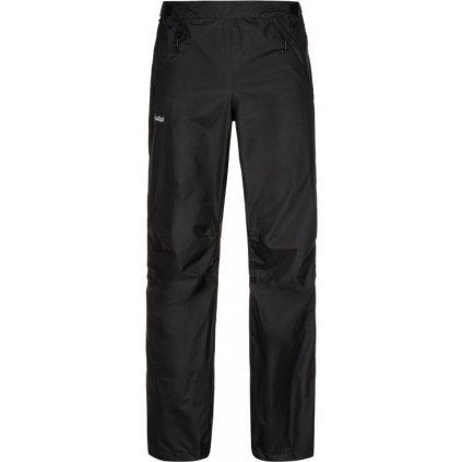 Unisex kalhoty KILPI Alpin-u černá