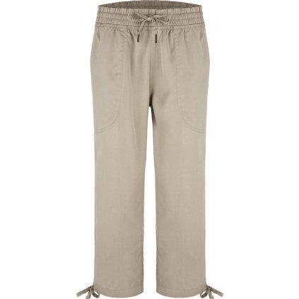 Dámské 3/4 kalhoty LOAP Nalis béžové