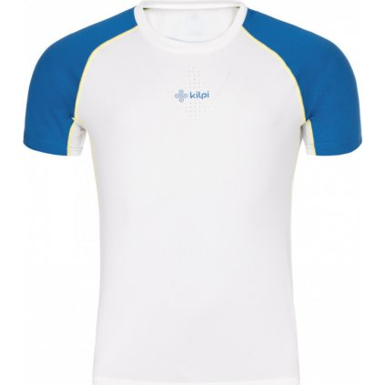 Pánské běžecké tričko KILPI Brick-m bílá