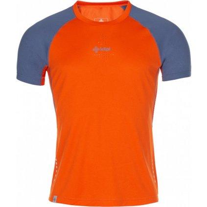 Pánské běžecké tričko KILPI Brick-m oranžová