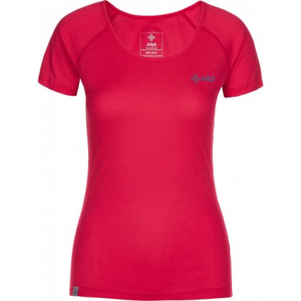 Dámské běžecké tričko KILPI Dimaro-w růžová