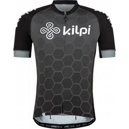 Pánský cyklodres KILPI Motta-m černá