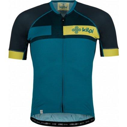Pánský cyklodres KILPI Treviso-m tmavě modrá