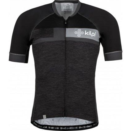 Pánský cyklodres KILPI Treviso-m tmavě šedá