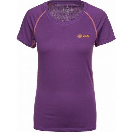 Dámské funkční tričko KILPI Rainbow-w fialová
