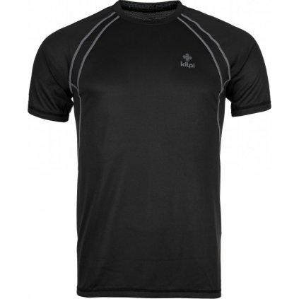 Pánské funkční tričko KILPI Runful-m černá