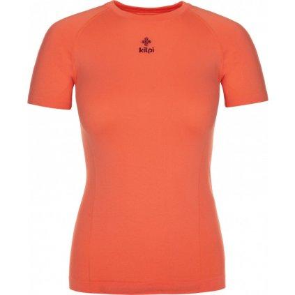 Dámské funkční tričko KILPI Leape-w světle červená