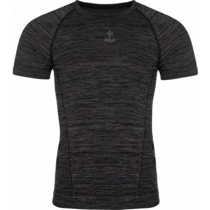 Pánské funkční tričko KILPI Leape-m tmavě šedá