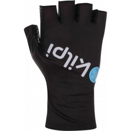 Cyklistické rukavice KILPI Timis-u černá