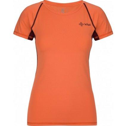 Dámské funkční tričko KILPI Rainbow-w světle červená