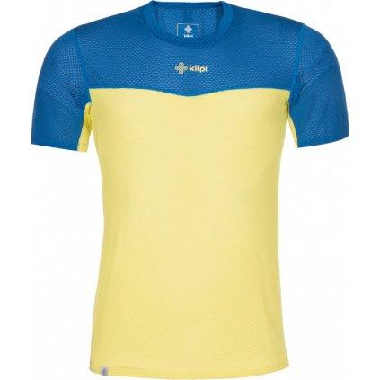 Pánské funkční tričko KILPI Cooler-m žlutá
