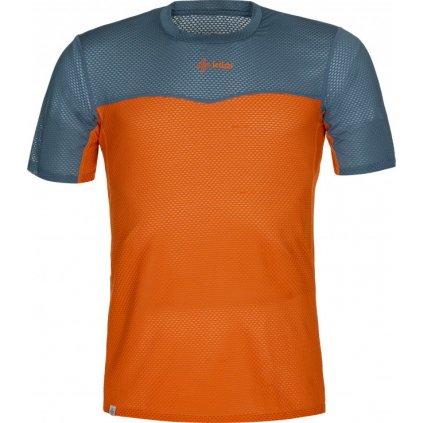 Pánské funkční tričko KILPI Cooler-m oranžová