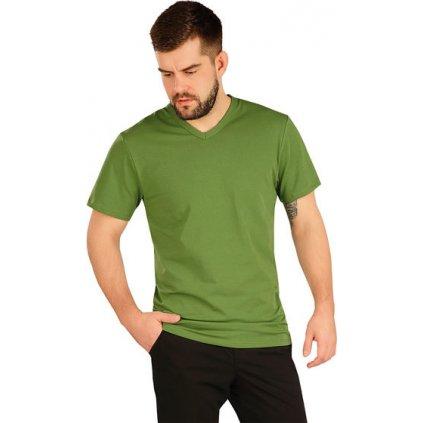 Pánské triko LITEX s krátkým rukávem