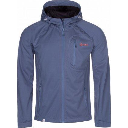 Pánská softshellová bunda KILPI Enys-m modrá