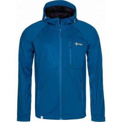 Pánská softshellová bunda KILPI Enys-m tmavě modrá