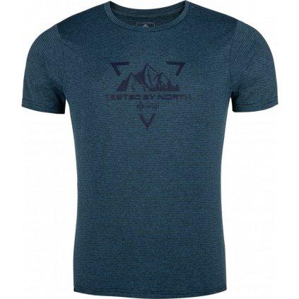 Pánské funkční tričko KILPI Guilin-m tmavě modrá