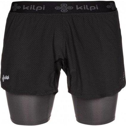 Pánské běžecké kraťasy KILPI Irazu-m černá