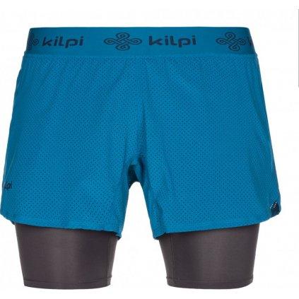 Pánské běžecké kraťasy KILPI Irazu-m tmavě modrá
