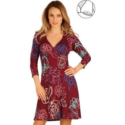 Dámské šaty LITEX s 3/4 rukávem