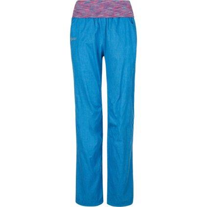 Dámské bavlněné kalhoty KILPI Rotorua-w modrá
