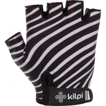 Cyklistické rukavice KILPI Savage-w černá