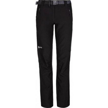 Dámské outdoorové kalhoty KILPI Wanaka-w černá