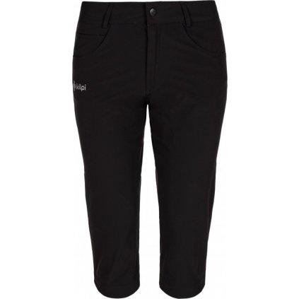 Dámské outdoorové 3/4 kalhoty KILPITrenta-w černá