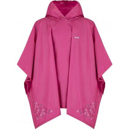 Dětská pláštěnka LOAP Xapo růžová