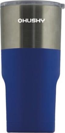 Termo hrnek HUSKY MICK Thermo Mug 500 stříbrná 0629491a5b1