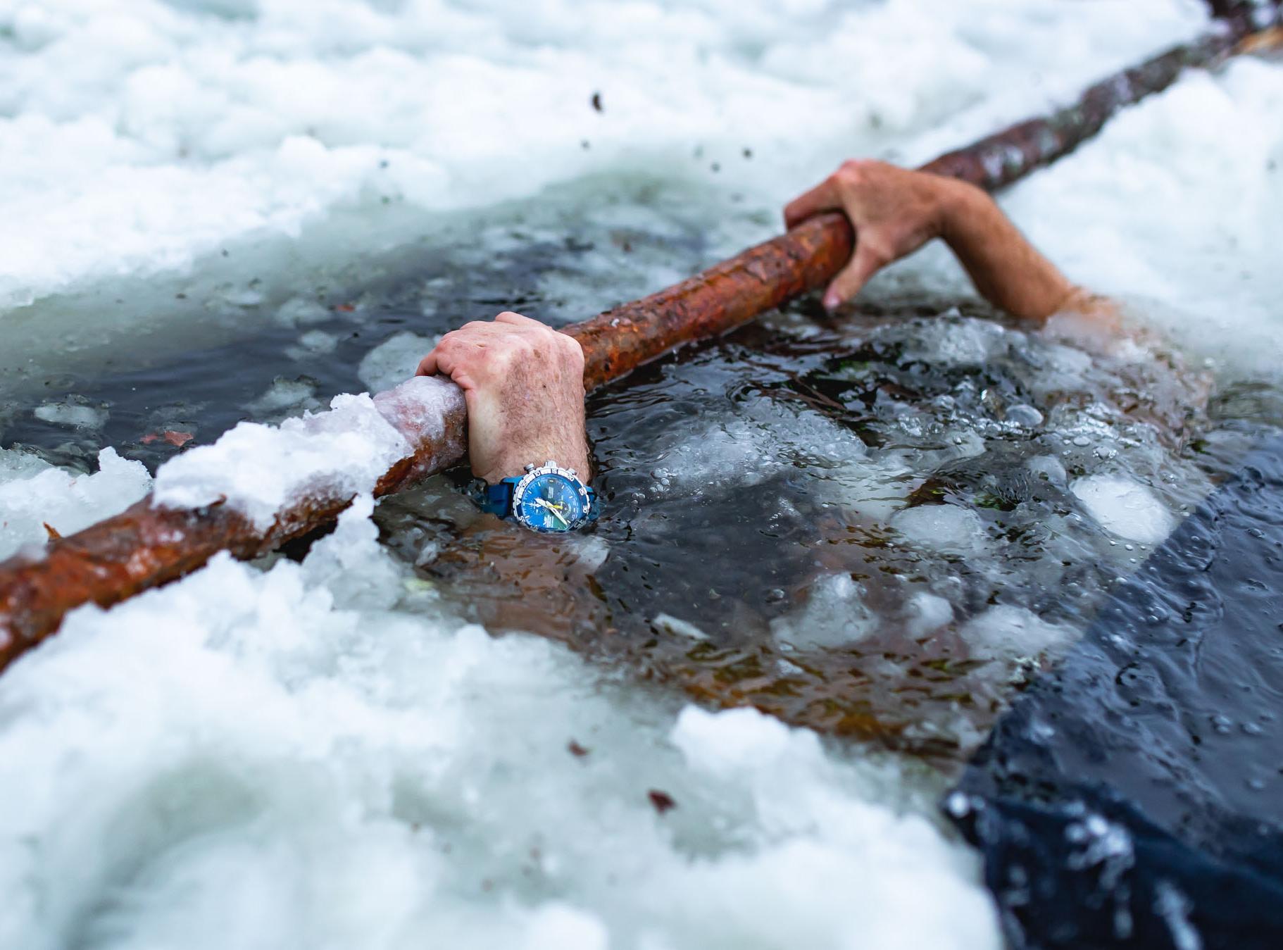 Snaší nabídkou vodotěsných hodinek se nebudete bát potopit