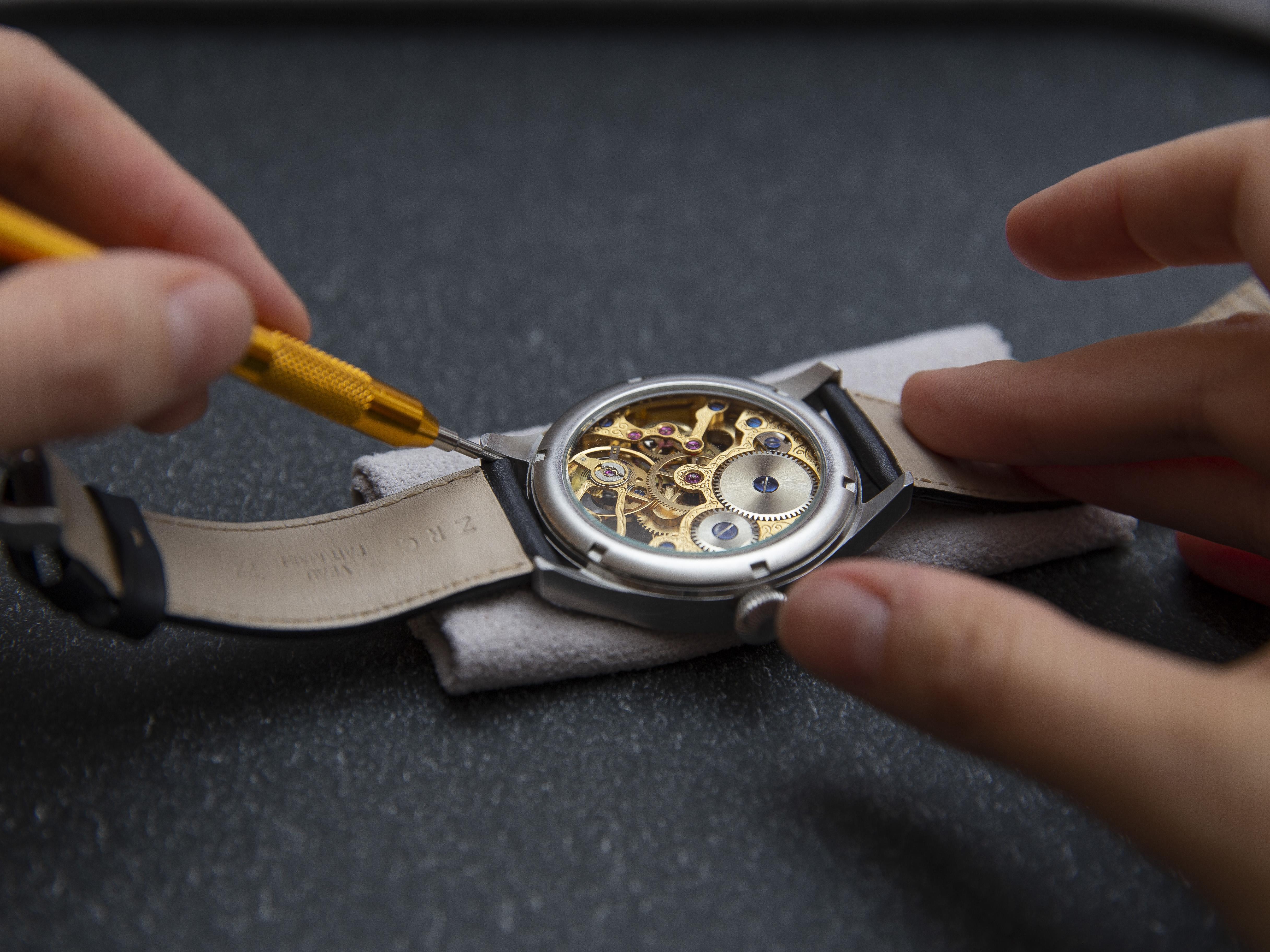 Výměna řemínku na hodinkách ve 3 krocích