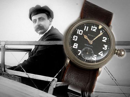 Historie leteckých hodinek Díl I