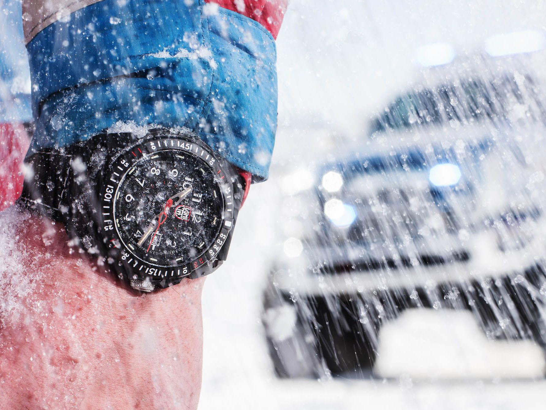 Nejvhodnější hodinky na zimní sporty
