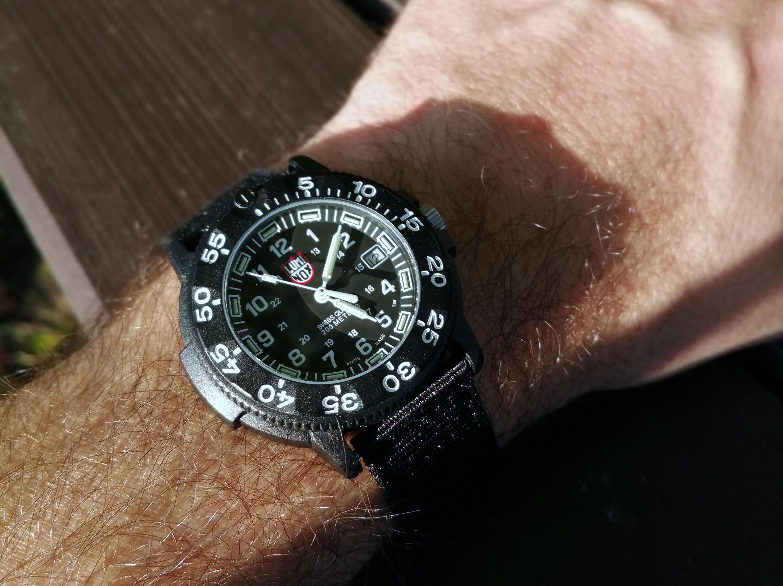 Recenze: hodinky Luminox 3001.F