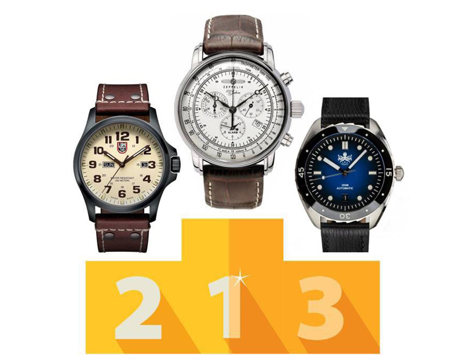 Nejprodávanější hodinky roku 2018