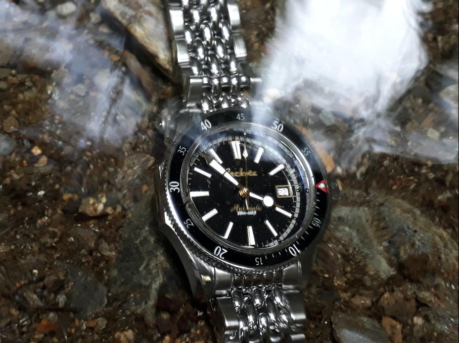 Hodnocení hodinek Geckota G-02