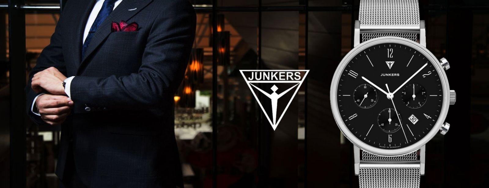 Nejnovější kolekce legendárních hodinek Junkers