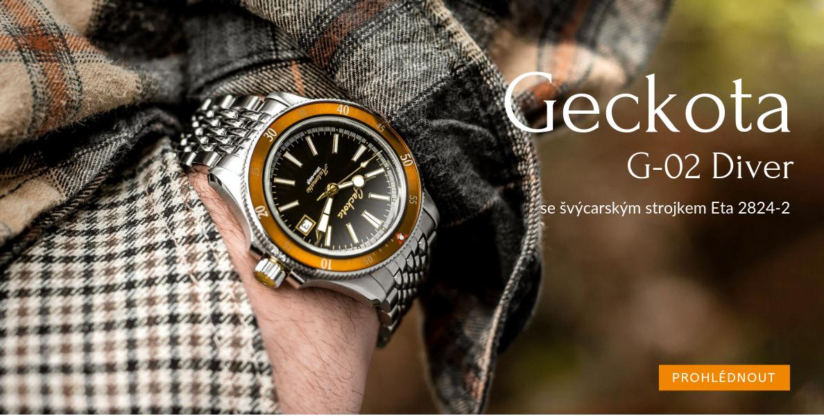 New Geckota Diver