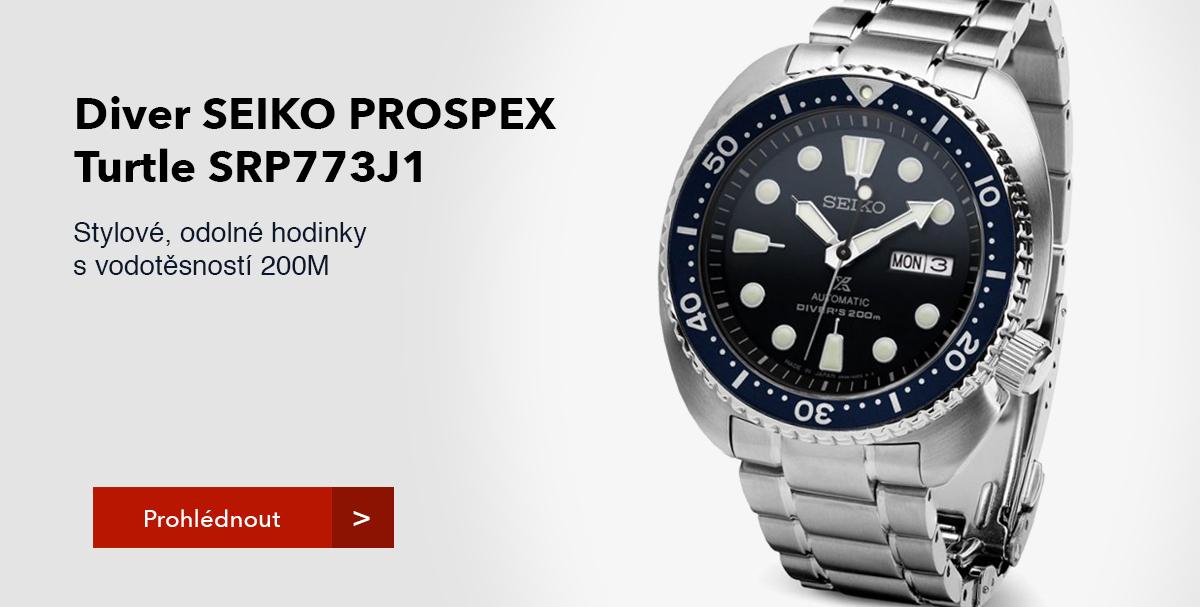 Seiko Prospex Turtle SRP773J1