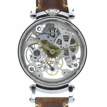 Skeletonové hodinky