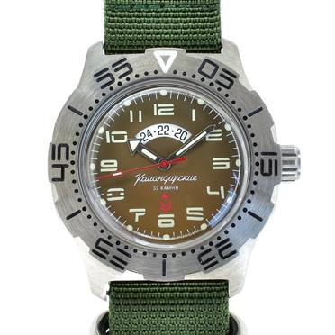 Ruské hodinky