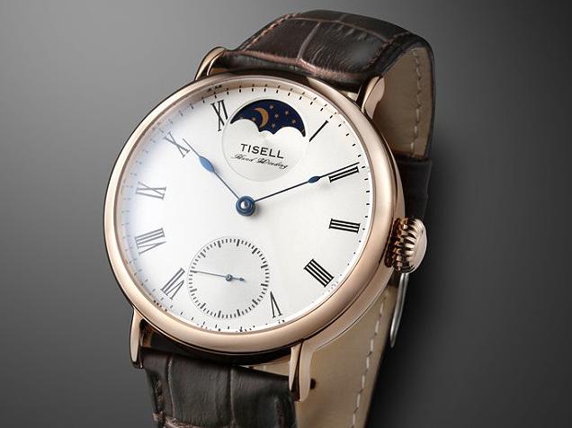 Tisell hodinky elegantni