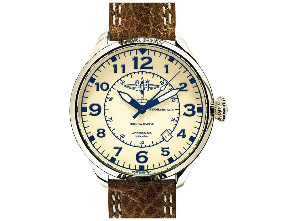 Panske ruske hodinky