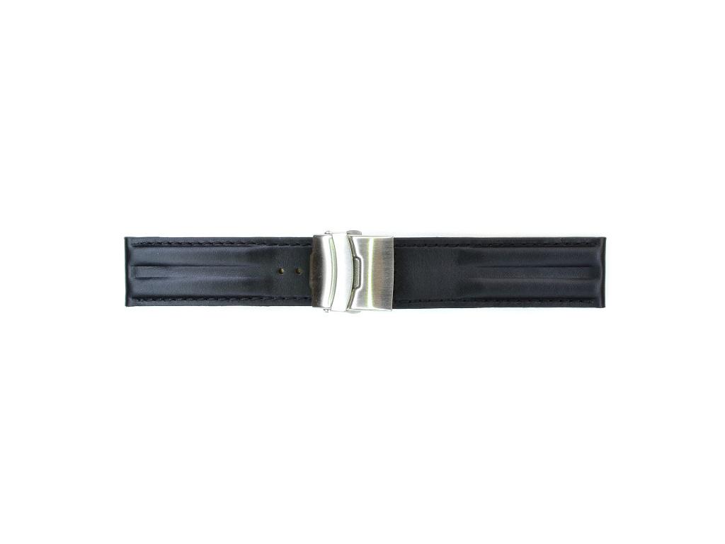 Mavex HYP 03 černý kožený řemínek