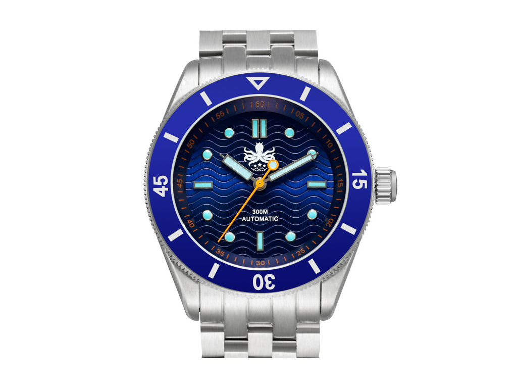 Phoibos Wave Master PY009A panske hodinky pro muze potapecske