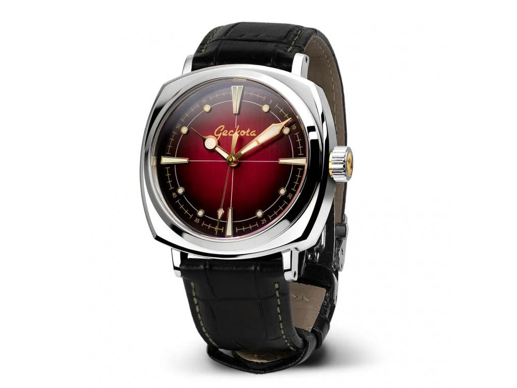 Geckota G-01 V03 / Limitovaná edice100 kusů hodinky