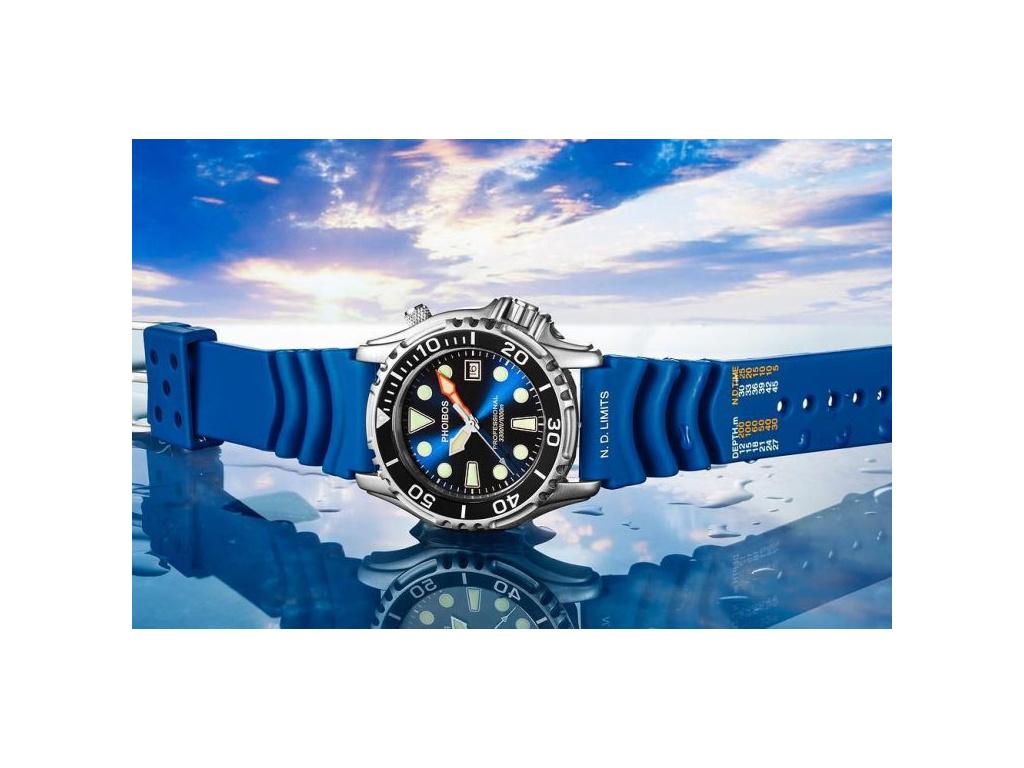 Phoibos  potapěčské hodinky pro muze