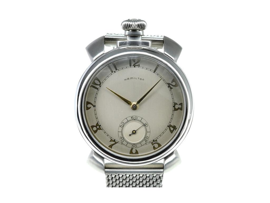 panske hodinky Hamilton